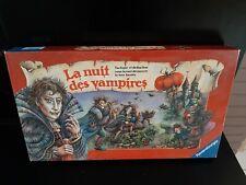 1991 Ravensburger - La Nuit Des Vampires (incomplet)