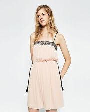 Zara Mini Sleeveless Plus Size Dresses for Women