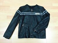 Harley Davidson Women's Black Leather Jacket SZ XS