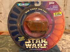 Micro Machines Star Wars Jawa Sandcrawler DIE-CAST METAL 66260 BRAND NEW Galoob