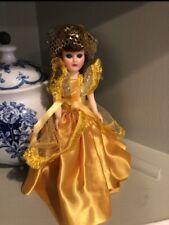 Mint Vintage Blue Bonnet Storybook Collection Cinderella 8 Inch Doll 1960's