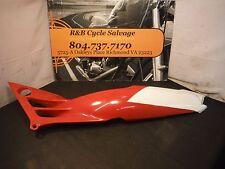 1991 91 92 93 Honda CBR600F2 CBR600 F2 Left Rear Tail Fairing Cowl Plastic