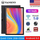 "US VANKYO MatrixPad S10 10.1"" WiFi Tablet Android 9.0 Pad 2+32GB Quad Core GPS"