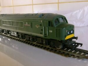 """""""The Manchester  Regiment"""" Class 45 in excellent condition not Boxed By Mainline"""