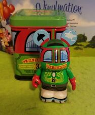 "Disney Vinylmation 3"" Park Set 1 San Francisco Trolley Cable Car with Tin"