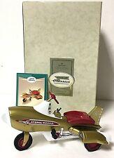 Hallmark Kiddie Car Classics 1958 Murray Atomic Missile Die Cast Pedal Car