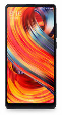 Xiaomi Mi Mix 2 Smartphone (Unlocked) - 64GB, Black, Dual SIM