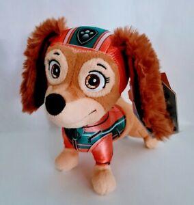 Paw Patrol The Movie LIBERTY PLUSH Long Hair Dachshund Girl Dog TARGET 2021