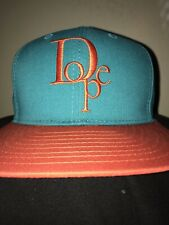 Dope Couture Stacked Dolphins Snapback