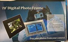 """7.0"""" Digital Photo Frame Nextar"""