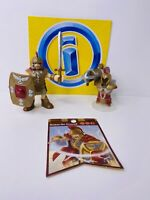 Imaginext Roman The General Action Figure, Sword, & Armor Complete W/Card!! 2012