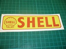 SHELL Stickers