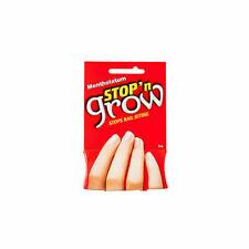 Mentholatum Stop 'n Grow Nail Biting Deterrent - Clear