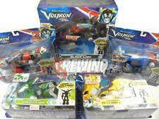 "RED, BLUE, YELLOW, GREEN, BLACK, Voltron Legendary Defender 16"" Combine Figures"