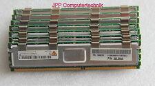 16GB 8 x 2GB RAM für DELL Precision T5400 667Mhz FB DIMM DDR2 Speicher Qimonda