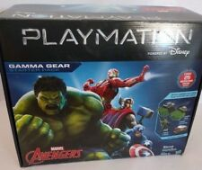 Marvel Avengers Disney Playmation Starter Pack Gamma Gear w/ Ultron Bot