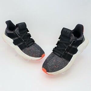 Adidas Originals Prophere Core Black Solar Red Mens Shoes Size 8 CQ3022