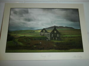 Photograph PANDY MILL Ynys-y-Pandy Wales INDUSTRIAL LANDSCAPE Slate MIKE WADLEY