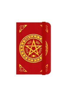 Notebook Make Your Own Magic Mini Red 6.5x10cm