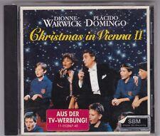CHRISTMAS IN VIENNA II-DIONNE WARWICK/PLACIDO DOMINGO-CD ALBUM/CD WIE NEU!