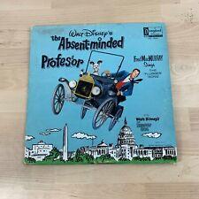 Walt Disney the Absent-minded Professor Shaggy Dog Vinyl LP Record Album DQ 1323