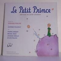 """33T LE PETIT PRINCE Disque LP 12"""" Dessin A St EXUPERY Gérard PHILIPE FESTIVAL 22"""