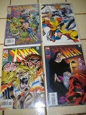 4-Lot Uncanny X-Men # 324 325 326 327 * Special Anniversary Issue wolverine +