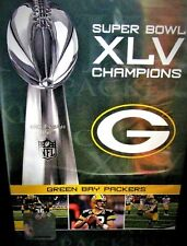 NFL: Super Bowl XLV,2010 GREEN BAY PACKERS,NEW! DVD, NFL,STEELERS,AARON ROGERS
