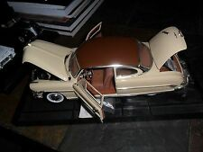 1/18 SCALE HEAVY Diecast Promotions 1952 Hudson Hornet Twin H Power Tan No. 3162