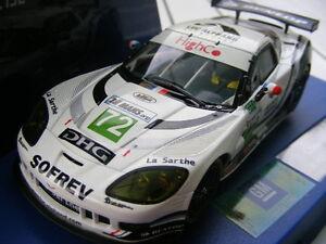 "Carrera Digital 132 30580 Chevrolet Corvette Luc Alphand ""No.72"" LeMans 2010"