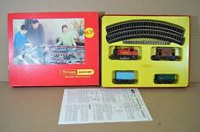 TRIANG HORNBY R24 BR PICK UP GOODS SET with 0-4-0 POLLY LOCO MINT BOXED qc
