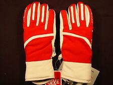 New Reusch Nellie Primaloft Ski Gloves White & Red Womens Small (7) #2931100