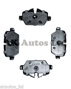FITS BMW 1 SERIES 116i E81 E87 04 REAR BRAKE DISC PAD / PADS SET PAD1459