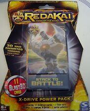 NEW REDAKAI Stack to Battle 11 3D Blast CARD SEALED Trading Cards