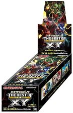Pokemon Card Game High Class Pack The Best of XY Box from Japan