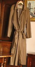 manteau cuir  STRIWA - Leder Mantel -  Leather Coat  XXL 54<>56 mi-saison