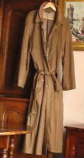 manteau cuir  STRIWA - Leder Mantel -  Leather Coat  XXL 54  56 mi-saison