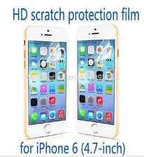 """4 x Nuevo Transparente LCD Protectores de Pantalla Proteger Para Apple iPhone 6 (4.7"""")"""