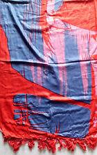Viskose Mehrfarbig SAR479 Pareo Sarong 150 x 100 cm Bali Artshop Rayon