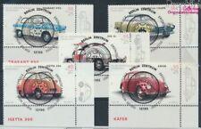 Duitsland 2289-2293 (compleet Kwestie) gestempeld 2002 Oldtim (9317407