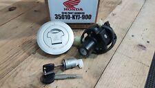Honda Lock Set  CBR250R-CBR300R  # 35010-KYJ-900