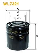 Oil Filter (ph8994) Audi Vw Sko