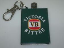 VB Victorian Custom Match Survival Flint Cigarette Lighter Fire Gift Key Ring