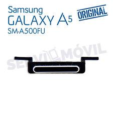 """Botón Encendido Azul ORIGINAL Samsung Galaxy A5 SM-A500FU  """"Despiece""""  Boton"""