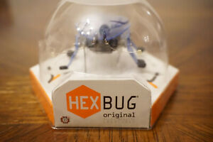 HEX BUG ORIGINAL BATTERY POWERED MICRO ROBOTIC CREATURE BRAND NEW IN BOX AGES 8+