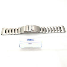 Reloj Pulsera Correa de SEIKO Monstruo Original Banda de acero inoxidable para hombres 20mm S55A