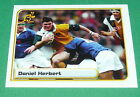 N°203 D. HERBERT AUSTRALIA MERLIN IRB RUGBY WORLD CUP 1999 PANINI COUPE MONDE
