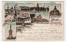 GRUSS AUS COLMAR: Germany postcard (C20364)