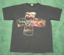Into Eternity The Incurable Tragedy T-Shirt Black size M 2008