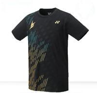 2019 New Lin Dan men's sports Tops tennis Clothes badminton T shirts